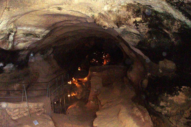 Ghar Dalam Cave near Birzebbuga