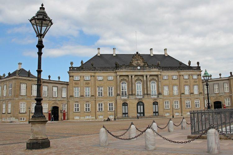 Castillo-Amalienborg