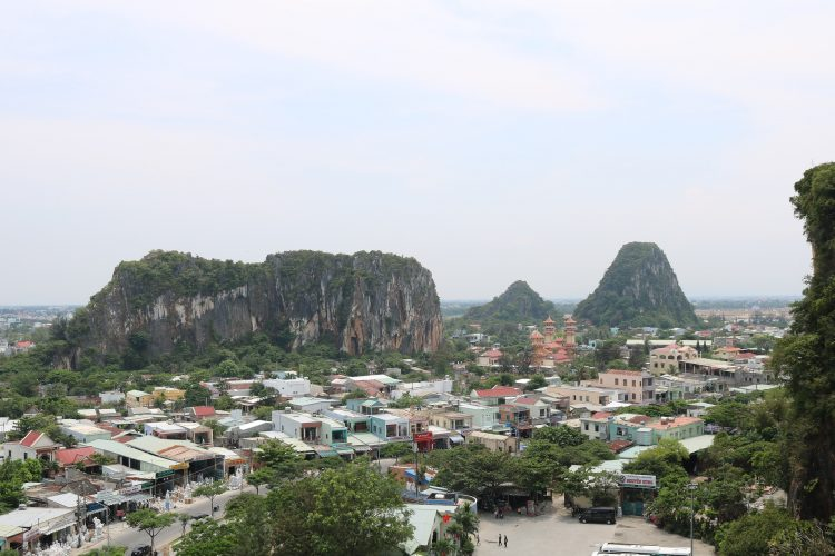 Marble Mountains y Hoi An, desde Da Nang 01