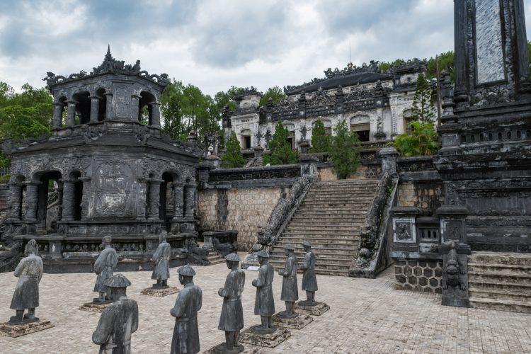 Khai Dinh Mausoleum Hue