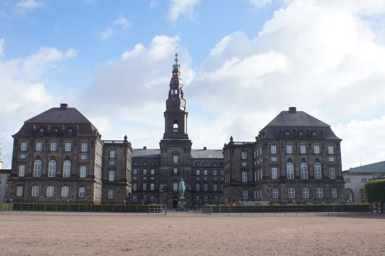 palacio- christiansborg