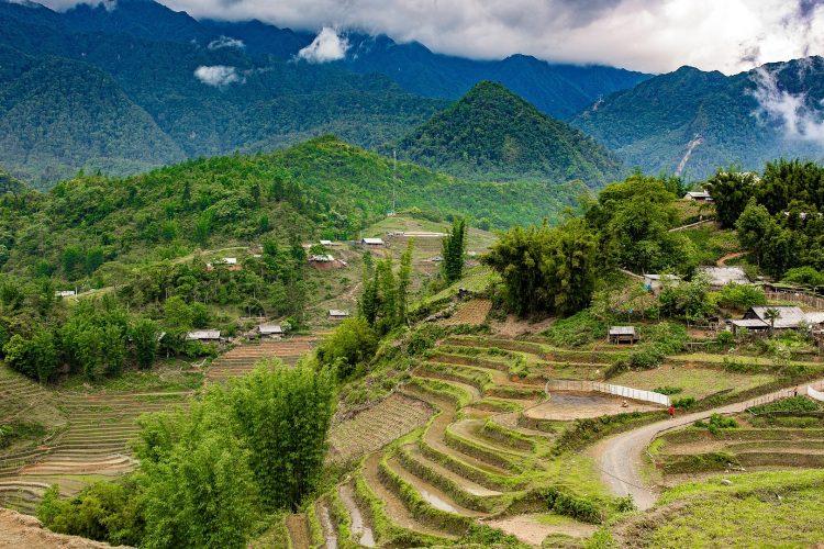Sapa desde Hanoi 1