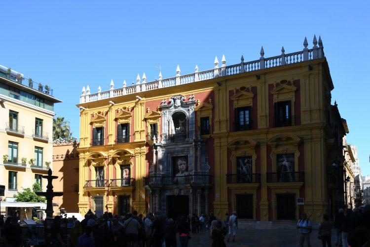 Málaga al anochecer 7