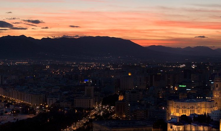 Miradores de Málaga 3