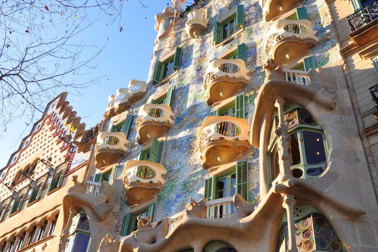 barcelona-gaudí