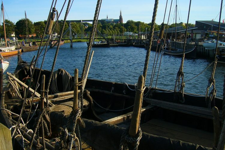 Roskilde-barcos-vikingos